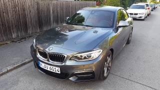 BMW M240i - TEST
