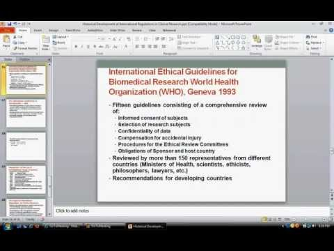 Lanka Srinivas_Historical Development of Clinical Research