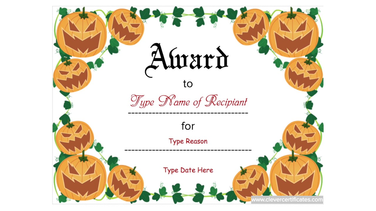 clever certificates