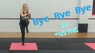 Bye, Bye, Bye by *NSYNC | Work The Floor Fitness | Dance Fitness