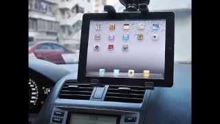 Giá đỡ ipad và máy tính bảng trên ôtô