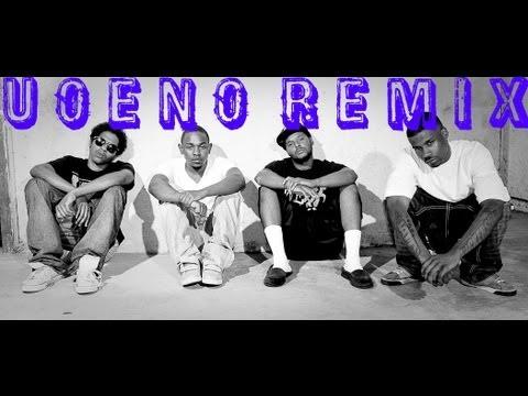 U.O.E.N.O. (Remix) - Black Hippy TDE - Kendrick Lamar, Ab Soul, Schoolboy Q, Jay Rock [HD]