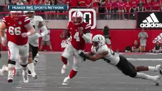 Enhanced Replay: Tommy Armstrong, Jr. TD Seals Win Over Oregon