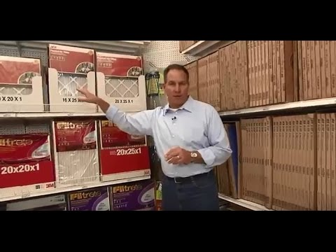 How To Choose A Furnace Filter - Ace Hardware - YouTube