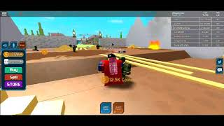 ROBLOX super hero simulator part 5