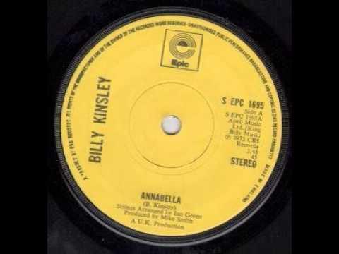 Billy Kinsley - Annabella