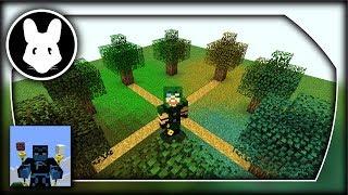 Biome Staff mod for Minecraft 1.12! Bit-by-Bit by Mischief of Mice!