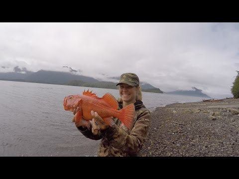 DIY Ocean Fishing in Haida Gwaii
