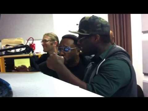 Naturally 7 Sings At KRNB 105.7 Smooth R&B Radio Dallas TX