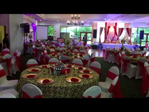 A Hollywood Sweet 16 at Los Serranos Country Club