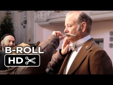 The Grand Budapest Hotel Complete B-ROLL (2014) - Wes Anderson Comedy Movie HD