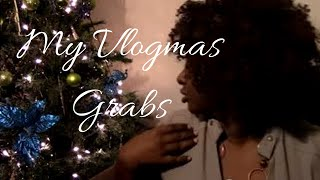 Vlogmas Day 2: My Top Favs | December Haul + Chat |