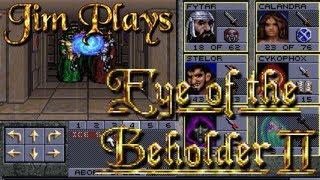 Eye of The Beholder II, Amiga (AGA) - Part 13: I