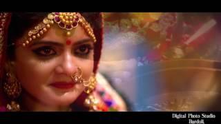 New Indian  Wedding Dance by beautiful Bride & Friends Best Wedding  Reception#Bansi @ Lipsa [surat]