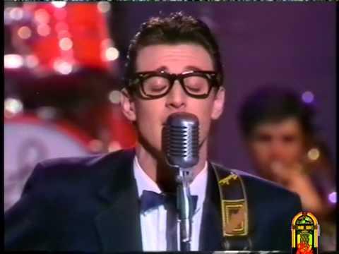 HOMENAJE A BUDDY HOLLY, RITCHIE VALENS Y BIG BOPPER en televisión - Viva el espectáculo - 1990-91