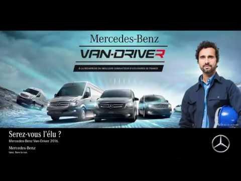 Mercedes Véhicules Utilitaires - Van Pro Driver 2016