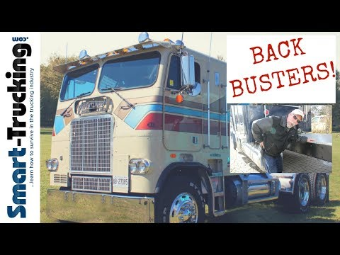 Don't Make Me Drive That Cabover!