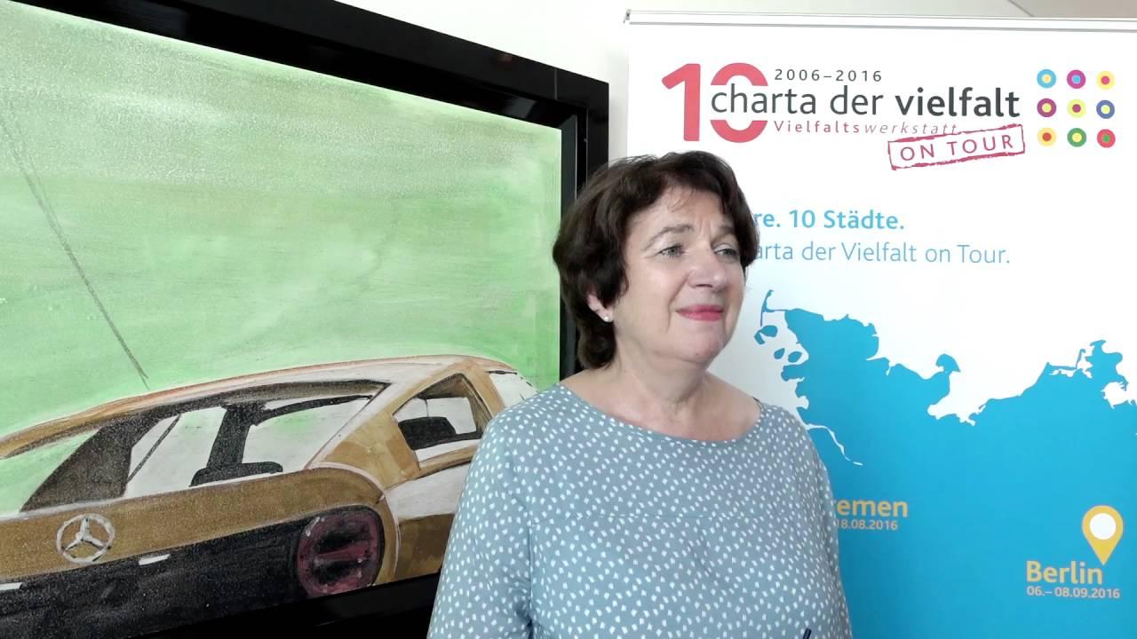 Vielfaltswerkstatt Bremen Interview Mit Doris Heitkamp König
