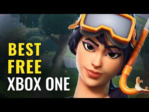 Top 10 Free Xbox One Games of All Time