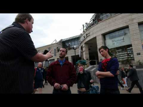 Arrested for Street Preaching: Interview with Josh Williamson