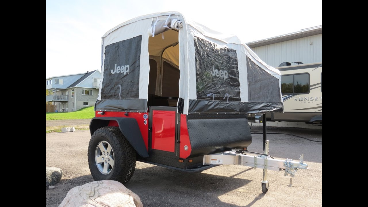 2017 jeep extreme camper by livin lite rv in ontario doovi. Black Bedroom Furniture Sets. Home Design Ideas