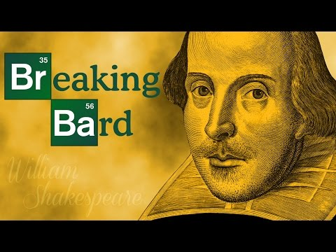 Breaking Bard - can you guess which phrases Shakespeare really invented?