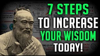 HOW TO INCREASE YOUR WISDOM AND INSIGHT - This will make you wiser!