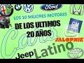 Los Mejores Motores de los Ultimos 20 años *CarsLatino*