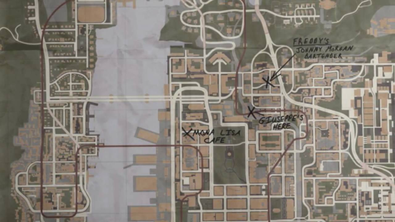 MAFIA II - Official Empire Bay map on call of duty 2 map, the sims 3, mass effect 2, the darkness, lord of the rings online map, mario 2 map, mercenaries 2 world in flames map, mafia ii wanted poster locations, manhunt 2 map, hearts of iron 3 map, just cause 2 map, metal gear solid 2 map, grand theft auto iii, la noire map, the getaway, dragon's dogma map, halo 2 map, neverwinter nights 2 map, the godfather 2 map, red dead revolver, mafia 3 trailer, kyrat far cry 4 map, fallen angel sacred 2 map, medal of honor, gta 4 map, gta 5 map, saints row 2 map, the elder scrolls v: skyrim, the godfather: the game, scarface: the world is yours, far cry 2, mafia: the city of lost heaven, red dead redemption,