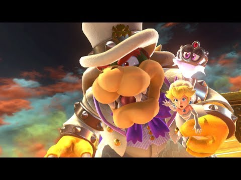 Super Mario Odyssey - So Close! - Part 20