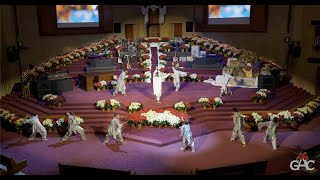 """Candlelight Christmas Service 