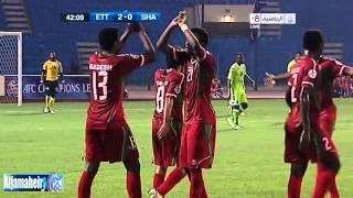 vuclip أهداف مباراة الإتفاق و الشباب الإماراتي 4-1 | أبطال آسيا