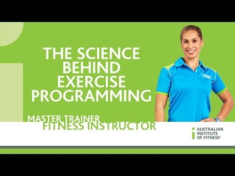 The Science Behind Exercise Programming