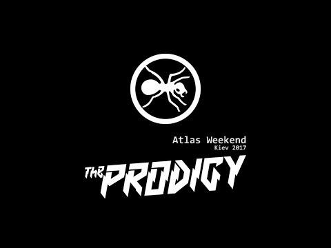 The Prodigy  - Фестиваль Atlas Weekend 2017 Киев