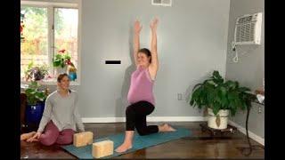 Preggo Yoga for Hips