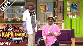 Dr. Gulati & Rajesh Arora Makes Mockery Of Chandu - The Kapil Sharma Show-Ep. 43-17th September 2016