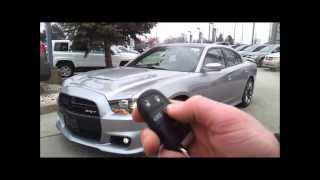 2013 SRT8 Dodge Charger | Complete Review | Unique Chrysler Dodge Jeep Ram Burlington