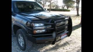 Chevy Silverado 4x4, Ranch Hand Bumper Replacement