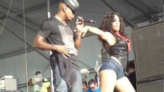 Miss Independent -- Ne-Yo Live at the New Orleans Jazz Fest 5/5/12