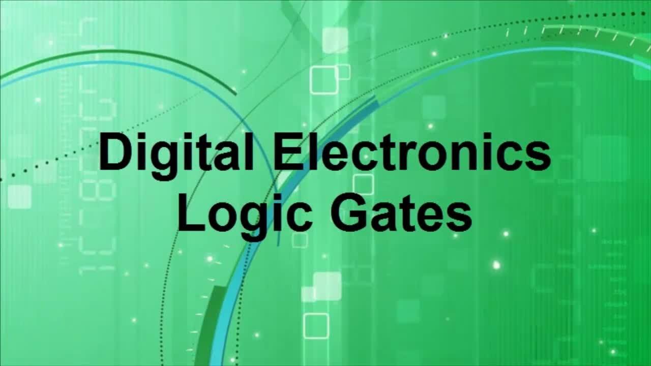 Electronic Logic Circuits Pdf