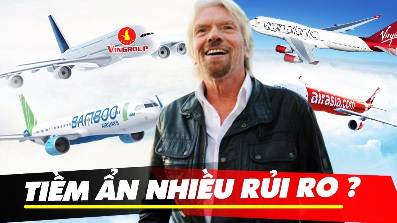 Từ Bamboo Airway Tới Vinpearl Air: Khi Mô Hình Kinh Doanh Hàng Không + Du Lịch Tràn Tới Việt Nam