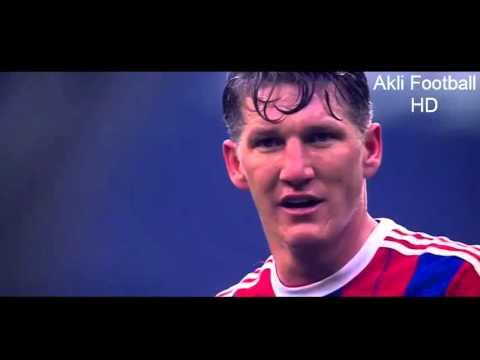 BASTIAN SCHWEINSTEIGER | Skills & Assists | Bayern Munich | 2015/2016 (HD)