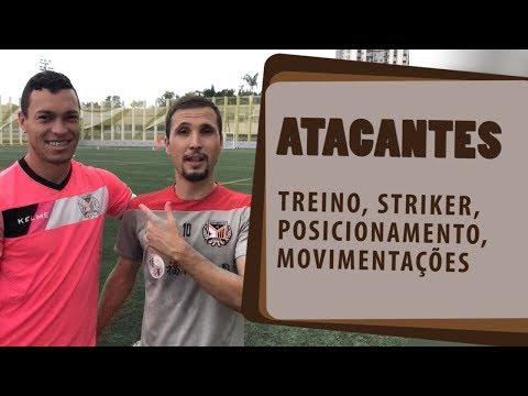 ATACANTES - TREINO | POSICIONAMENTO | MOVIMENTAÇÕES | FUTEBOL | CARLOS BERTOLDI | TICÃO