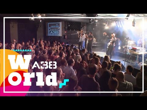 Shantel and Bucovina Club Orchestra - Mahala Geasca // Live 2016 // A38 World