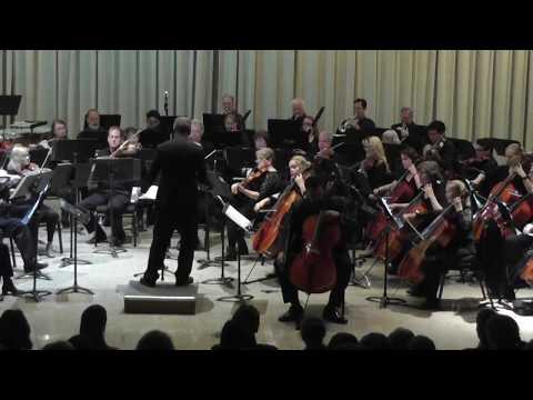 Monterey Peninsula College Orchestra Concert 5/22/17, Part 1