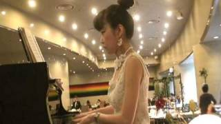 """MY WAY"" PIANO BY ERIKO HONDA (本田絵里子)ーマイ ウエイ"