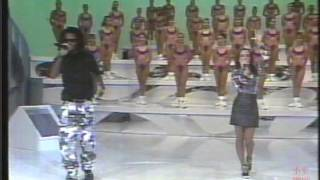Ice MC @ Faustao (2nd) (Live in Brazil 1995) Russian Roulette & Run Fa Cover