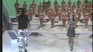 Ice MC @ Faustao (2nd) (Live in Brazil 1995) Russian Roulette & Run Fa Cover