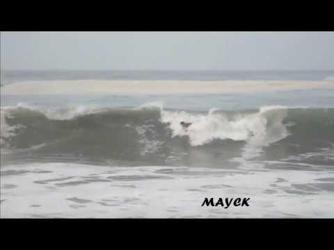 "Playa Punta Negra ""El Puerto"" | Bodysurf 2014 |"
