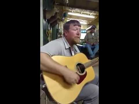 "Jesus Was A Country Boy ""cover"" Mr. Will Wade"
